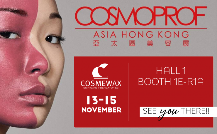 Cosmoprof Asia - Cosmewax