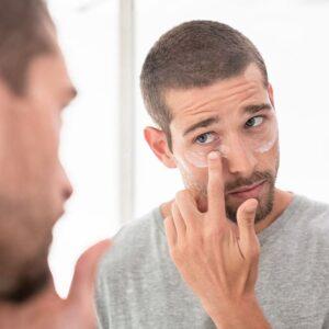 men's skin care private label