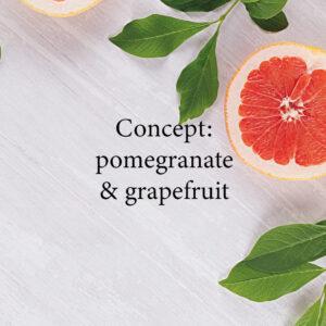 pomegranate cosmewax wax strips