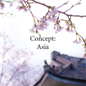 Asia concept cosmewax