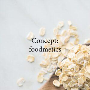 Cosmewax foodmetics wax strips