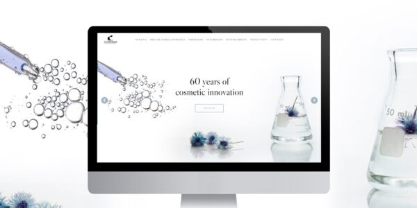 cosmewax launch a new website
