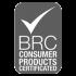 BRC CERTIFICATED - Cosmewax